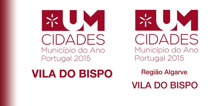Vila do Bispo - Prémio Município do Ano 2015